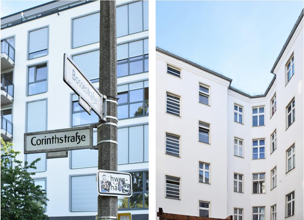 Corinthstraße Berlin