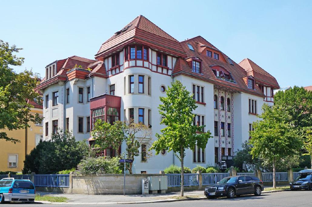 Krenkel Straße Dresden